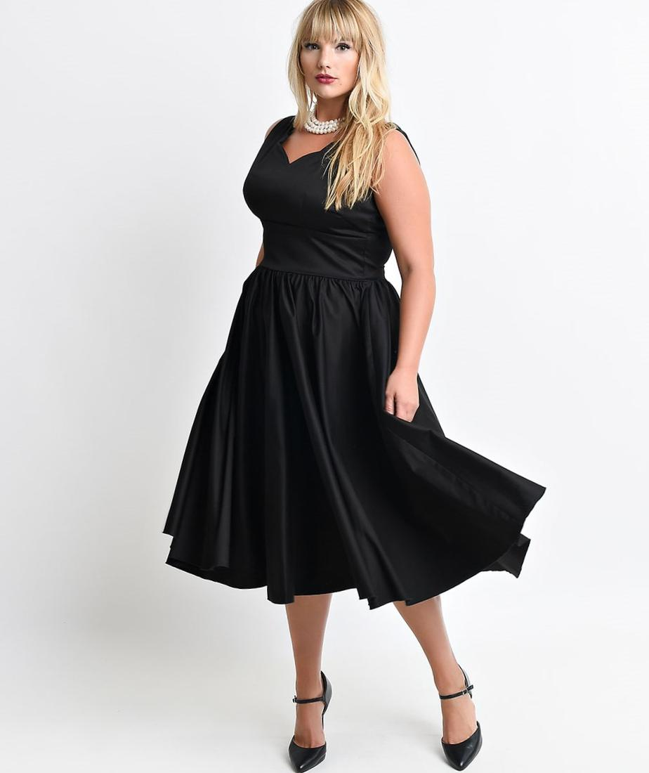 Plus Size 1950\'S Dresses Uk - Prom Dresses With Pockets
