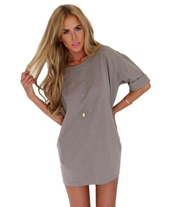 plus size tee shirt dress - t shirt design database