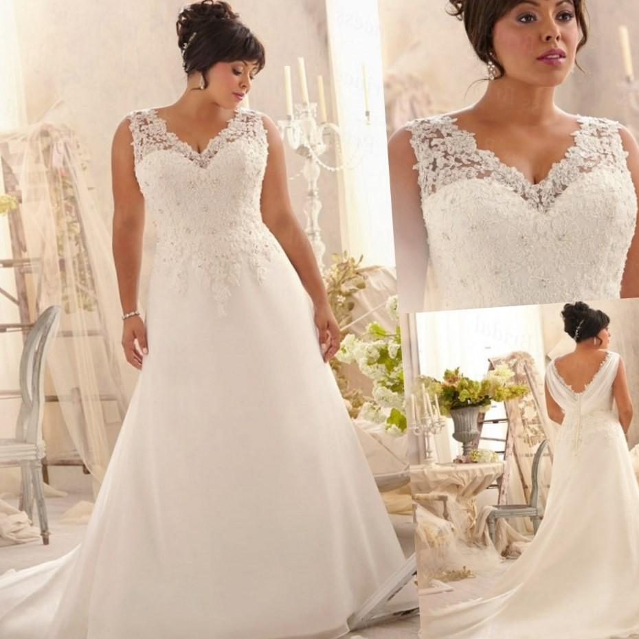 Plus Size Wedding Dress Designer