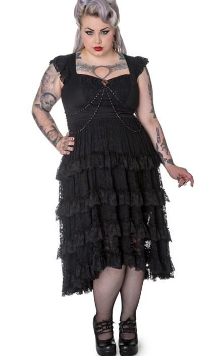 Blog about dresses: Gothic plus size dresses