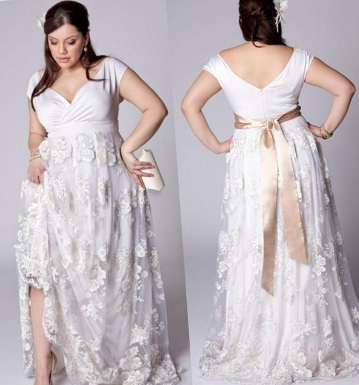 Plus Size Short White Dresses Cocktail Party Short Mini Prom
