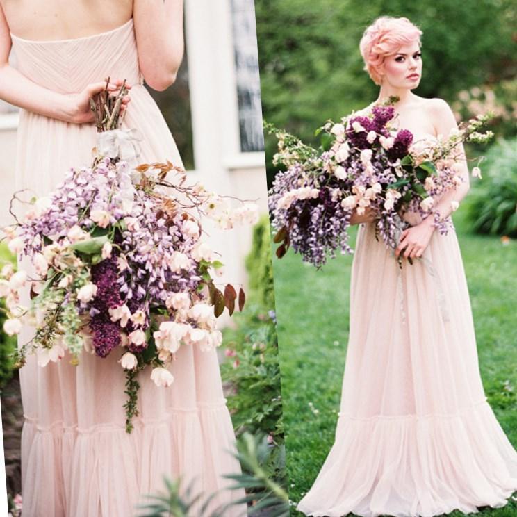 Plus Size Colored Wedding Dresses Cheap Pluslook Eu