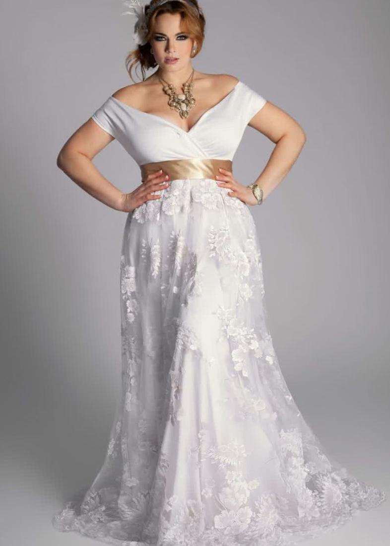 Vintage Jessica McClintock Wedding Dresses Tea Length  Dress images