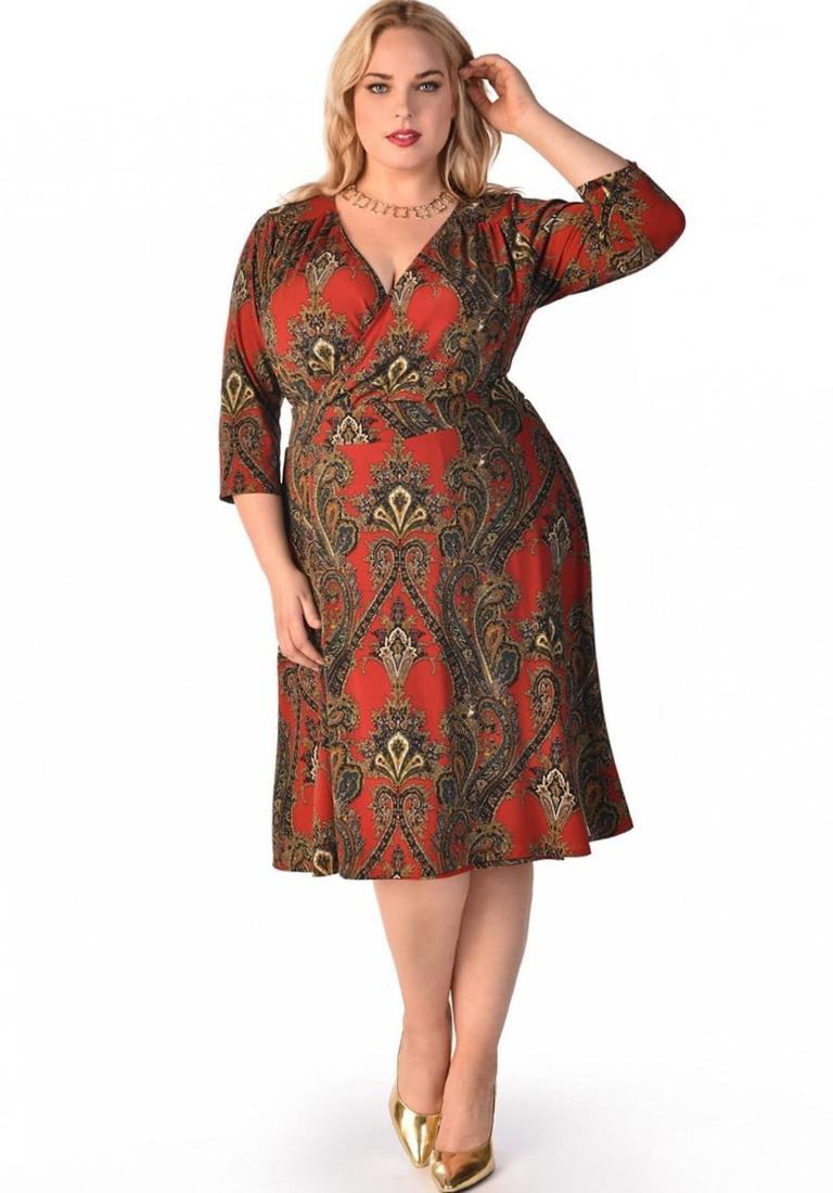 Cheap plus size church dresses