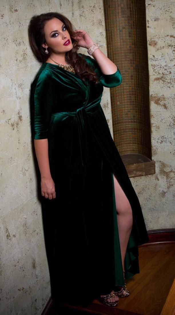 Plus Size Curvy Dresses Pluslook Collection