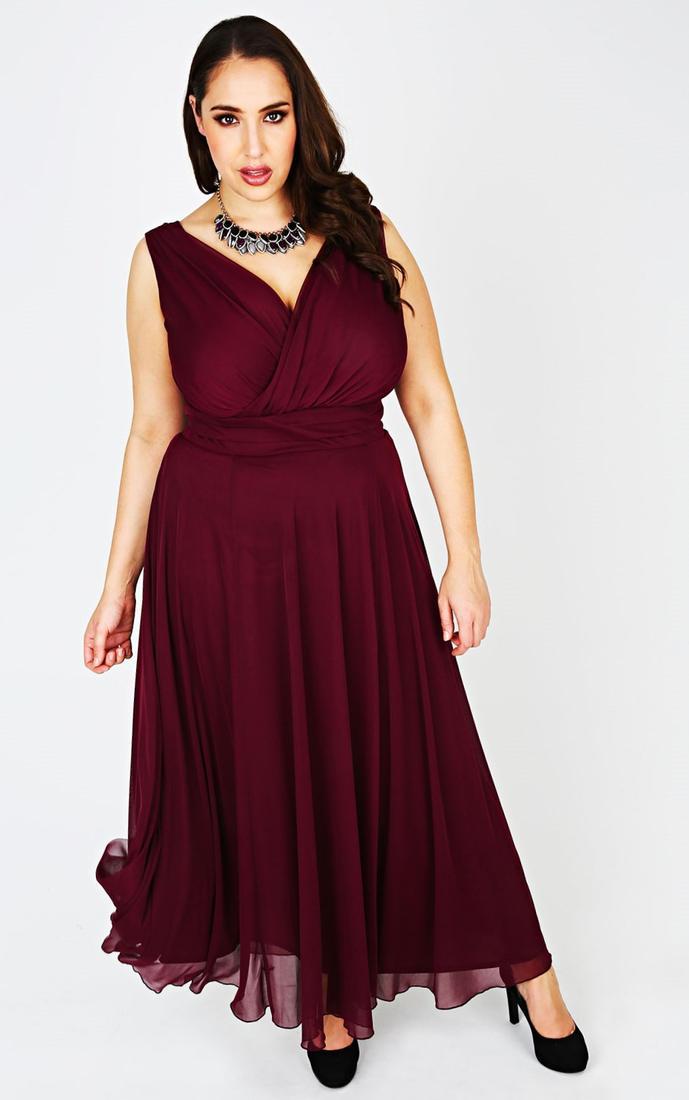 Prom dress for plus size urban