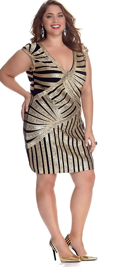 Best Evening Dress For Plus Size Glamour