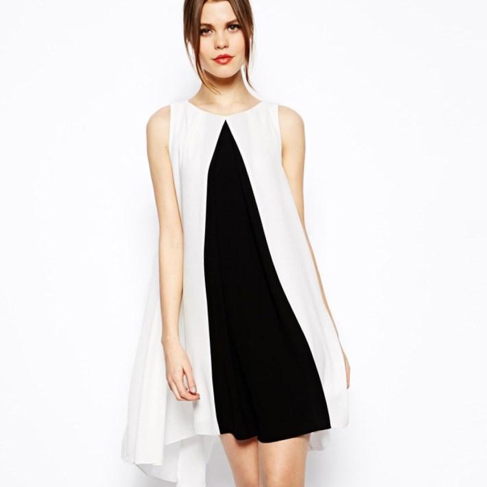 Cheap summer beach dresses plus size