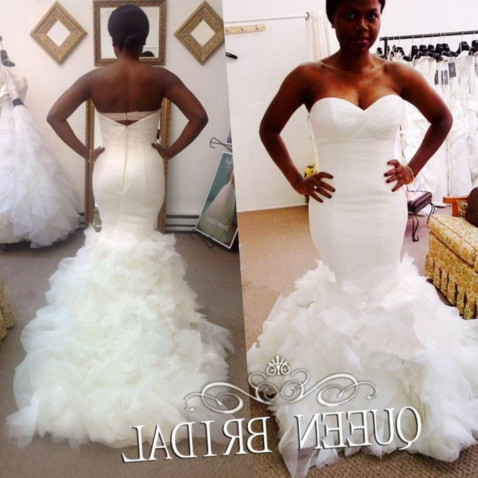 Plus size wedding dress boutique collection for Robes de mariage anna campbell