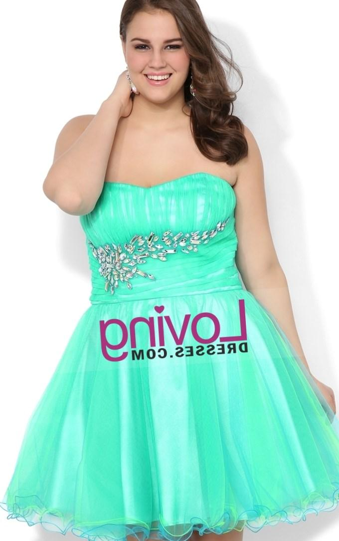 Plus Size Sequined Homecoming Dresses With Cap Sleeve Black And Mint Green Party Dresses 2017 Shorti