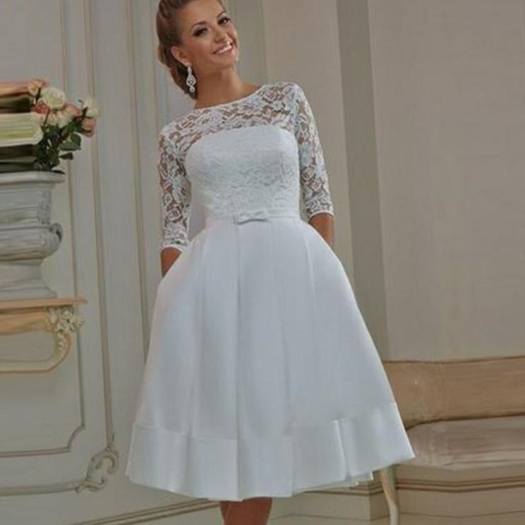 Casual Wedding Dresses Plus Size Concepts Ideas