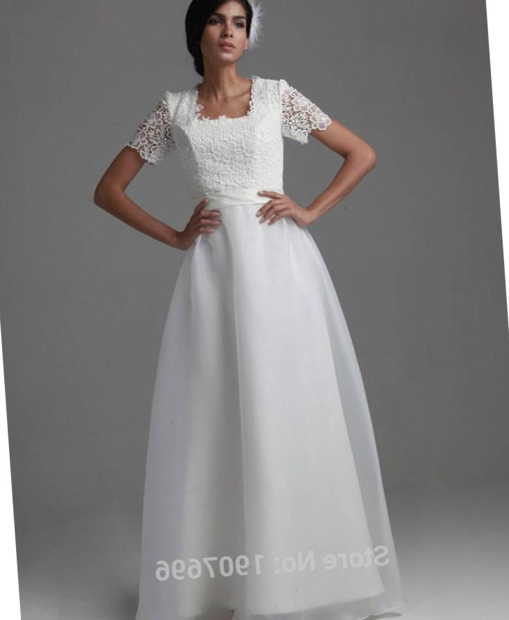 Plus Size Wedding Dress Under 100