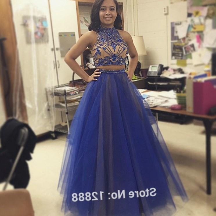 2 Piece Plus Size Prom Dresses – fashion dresses