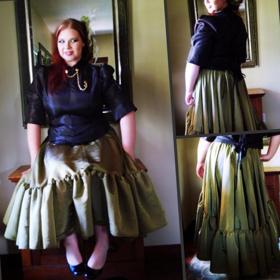 steampunk dresses plus size pluslookeu collection