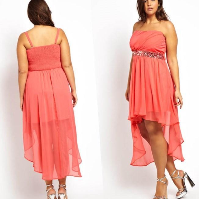 Deb plus size prom dresses - PlusLook.eu Collection