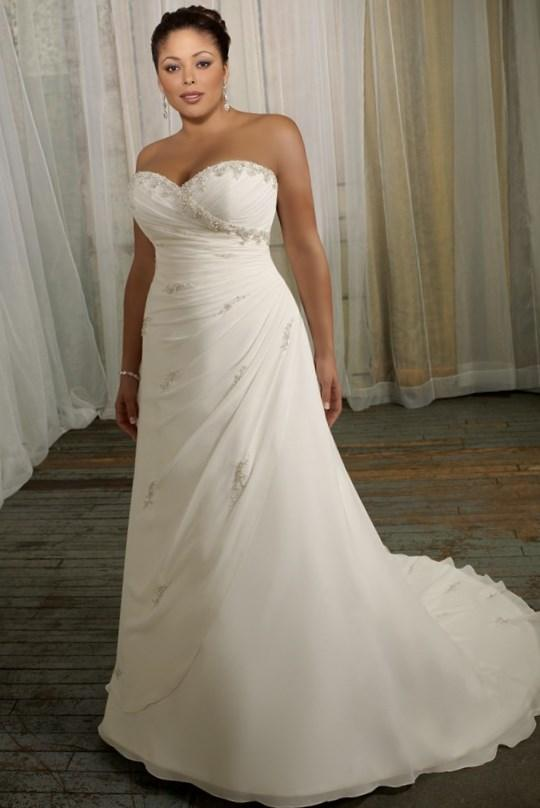 Plus Size Wedding Dresses Canada 111