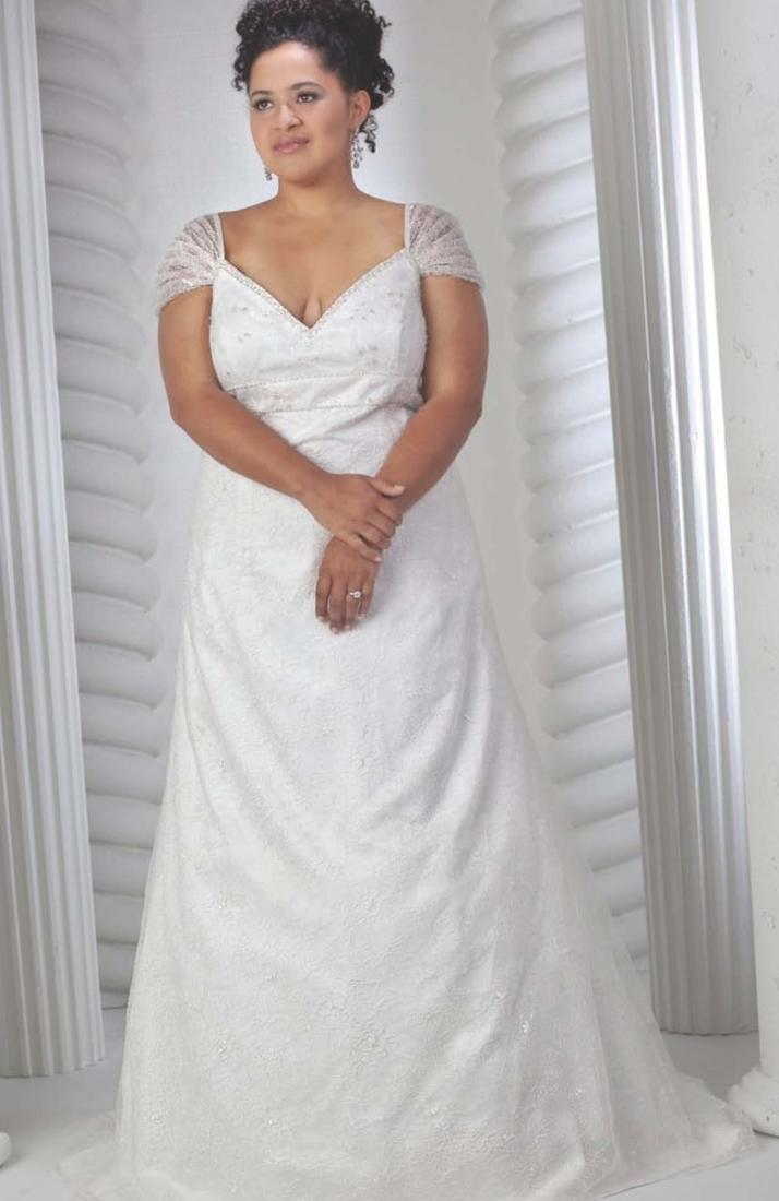 Plus Size Wedding Dresses Toronto : Plus size wedding dress toronto pluslook eu collection