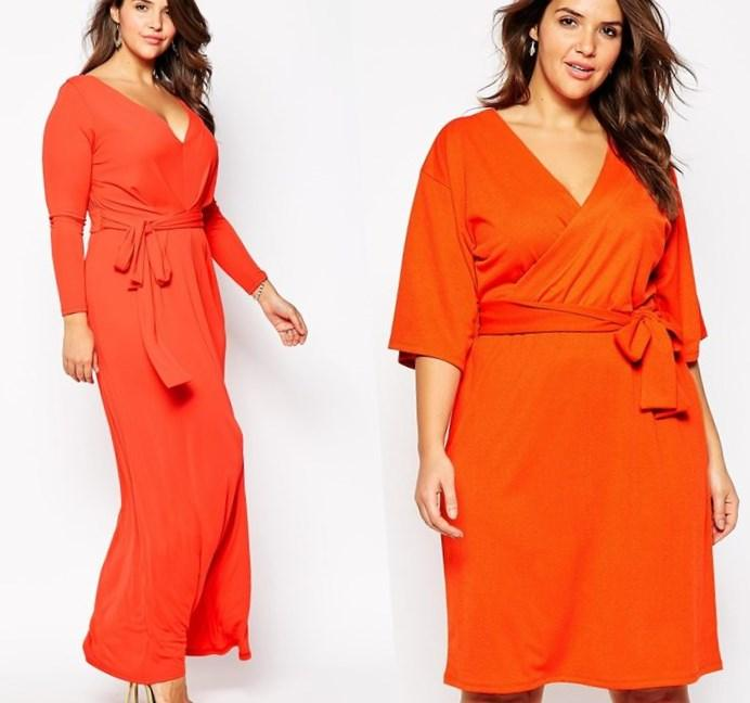 Vestidos de festa vestido longo Long Dresses Cotton Sexy Club Dress Plus Size Clothing Women Orange
