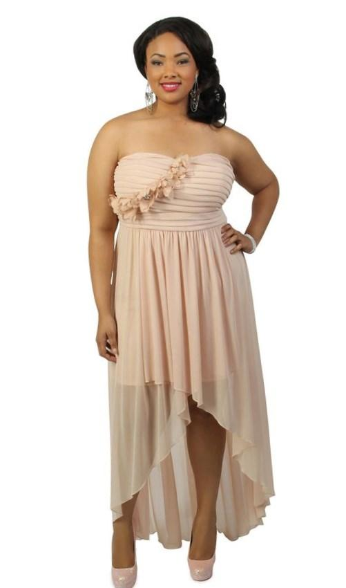 Plus Size Dresses Deb Trade Prom Dresses