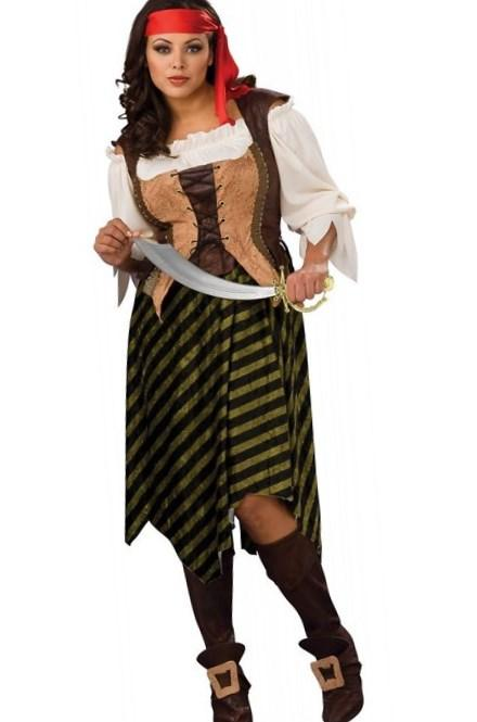PLUS-SIZE-ELF-FANCY-DRESS-COSTUME-SANTAS-HELPER-