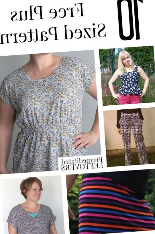 Free Plus Size Sewing Patterns Keninamas