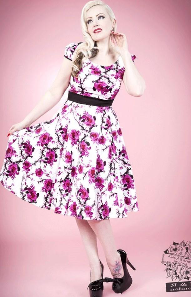 Plus Size Rockabilly Dresses Australia Pluslook Eu