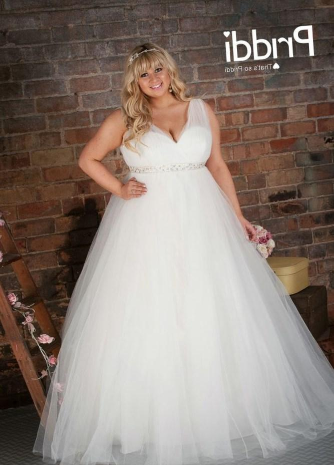 Princess plus size wedding dresses - PlusLook.eu Collection