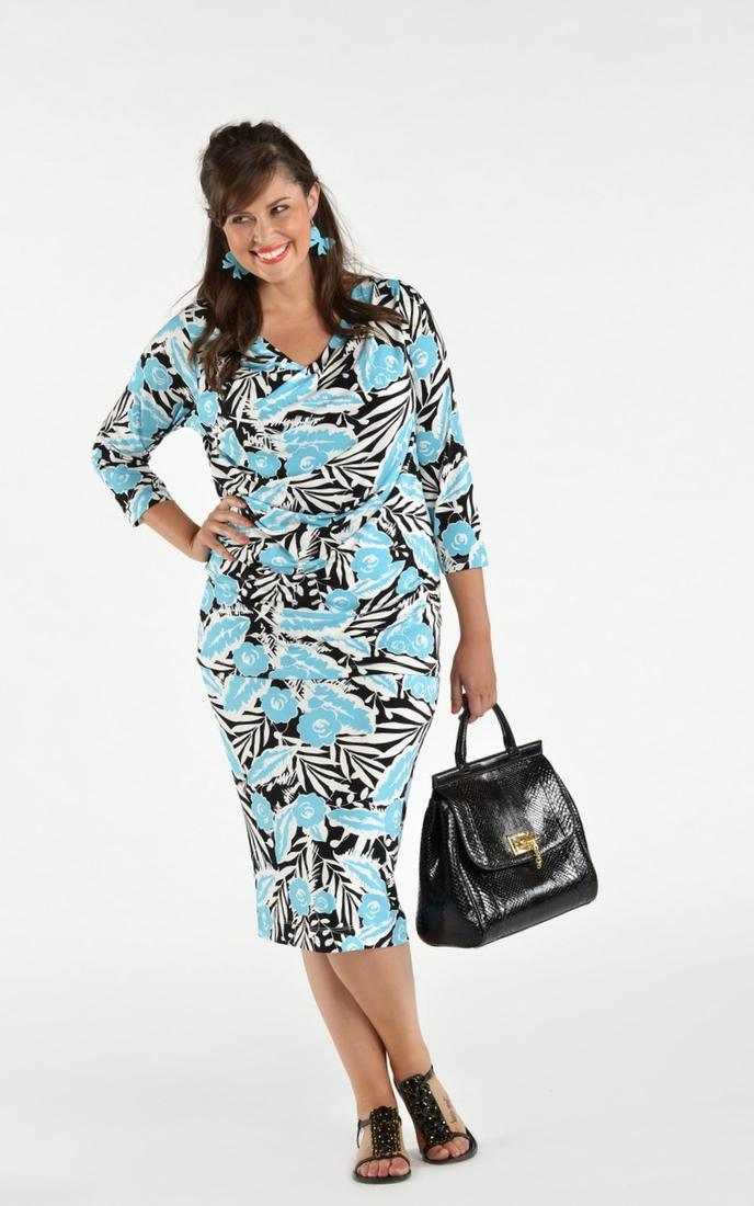 Cheap plus size clothing for young women