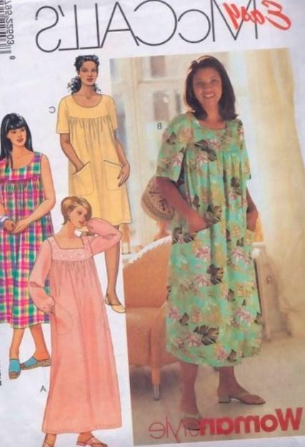 Mccalls Plus Size Wedding Dress Patterns Discount Evening Dresses