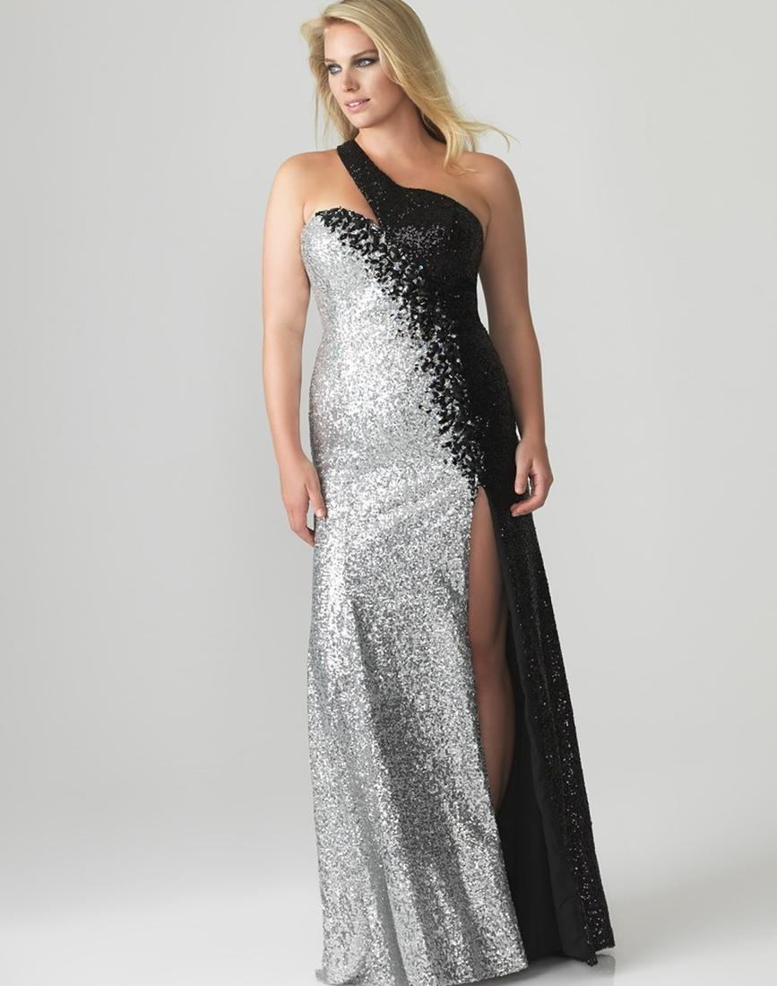 Plus size new years eve dress - PlusLook.eu Collection