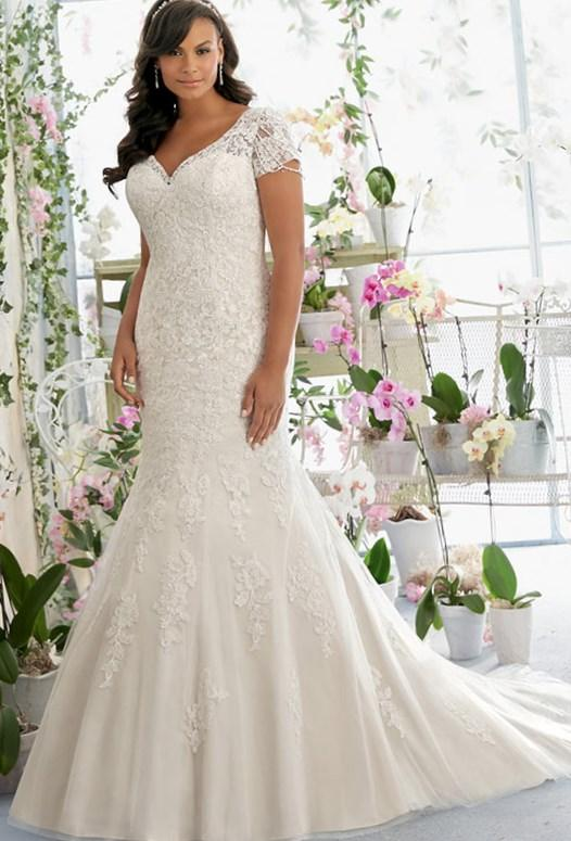 Pictures of plus size wedding dresses collection for Alternative plus size wedding dresses