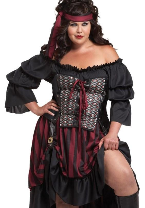 Ahoy There Fancy Fatties! : Plus Size Fancy Dress