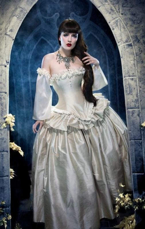 Victorian Wedding Dresses Plus Size