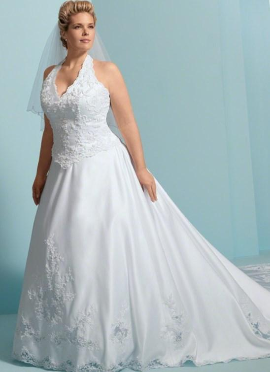 Wedding dress patterns plus size collection for Wedding dress patterns plus size