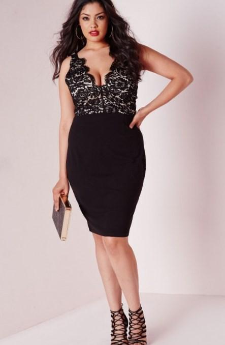 Plus size dresses for going out collection Plus size designer clothes uk