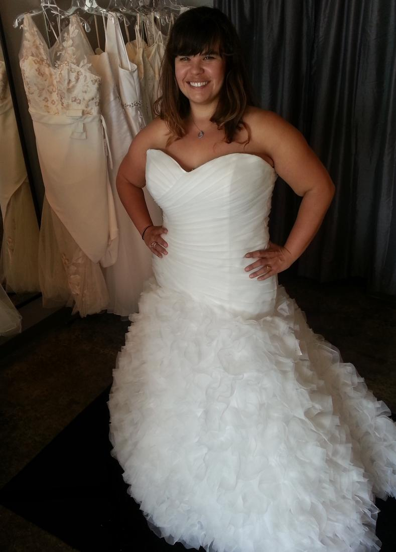 Fitted Plus Size Wedding Dresses Re Re
