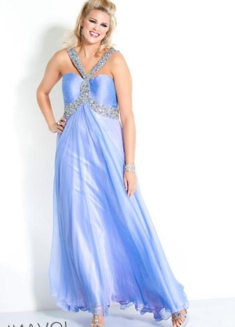 Jovani plus size prom dresses - PlusLook.eu Collection - photo #31
