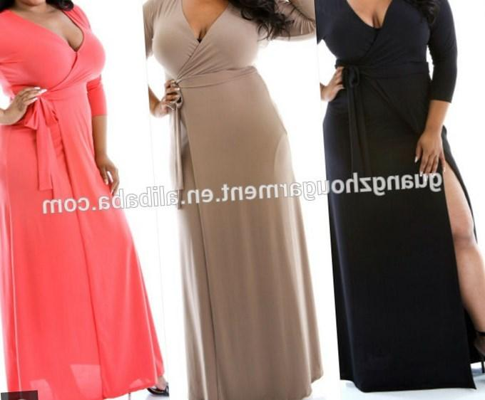 Back toDresses, Fashion, Plus Size, Summer Collection, Wrap Dress