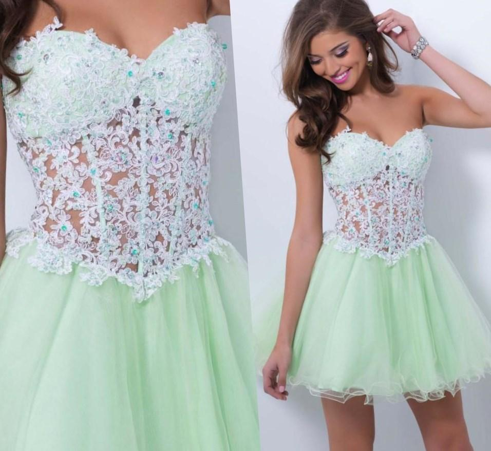 Vintage Strapless Short Beach Wedding Dress Plus Size Sash A-Line Sleeveless Spring Cheap Garden Beads Crystals Robe De Mariage Tea Length Online with