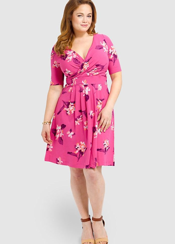 Lands End Clearance Plus Size Dress
