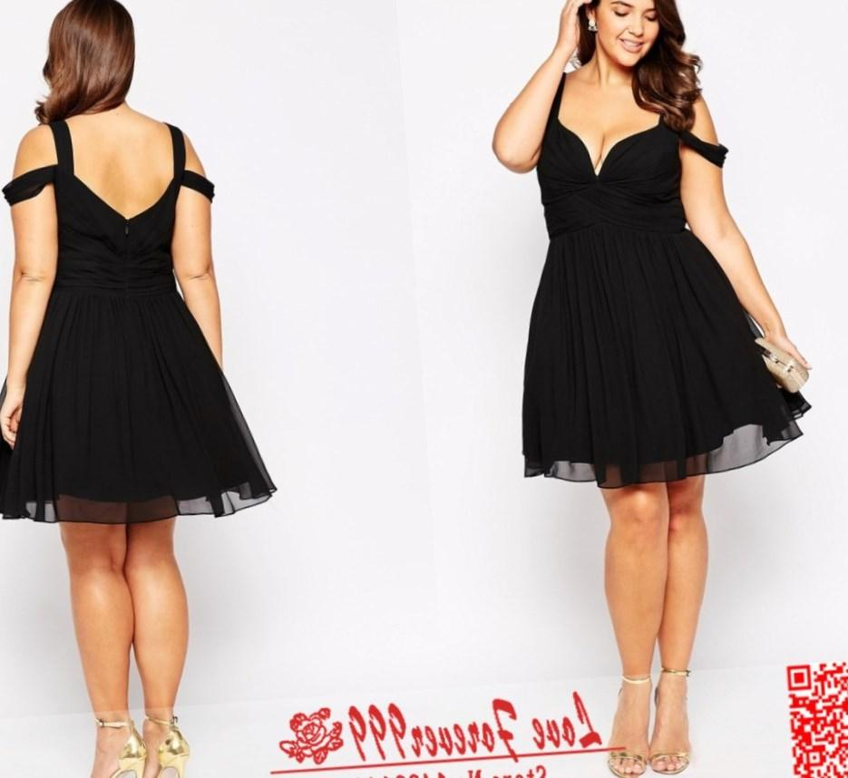 Plus size dresses short - PlusLook.eu Collection