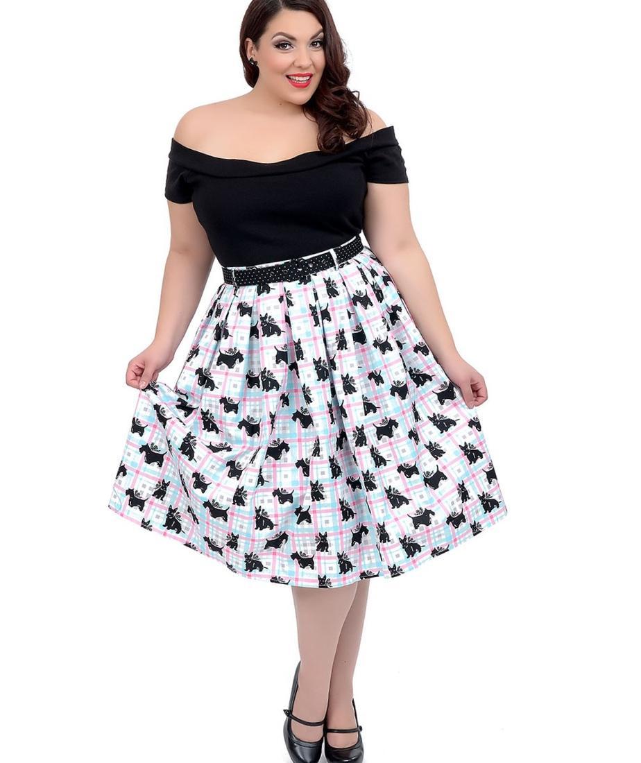 Pink Plus Size Rockabilly Dresses Dress Images