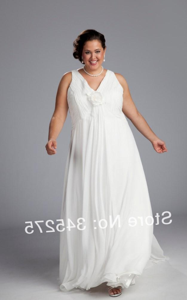 casual plus size wedding dresses is the best image is presented to you get an idea in your wedding plan. There are also many other images besides casual