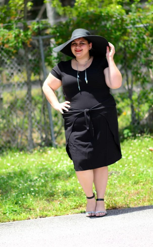how to tell body shape when plus size
