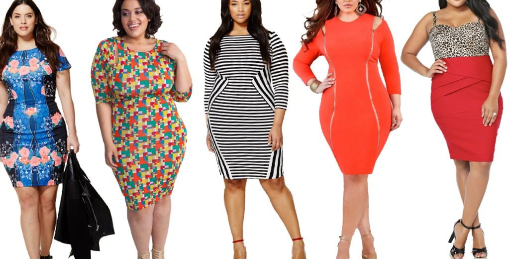 Plus Size Fashion: Dress for your Body Shape - AbbeyPost Made To Measure Blog -