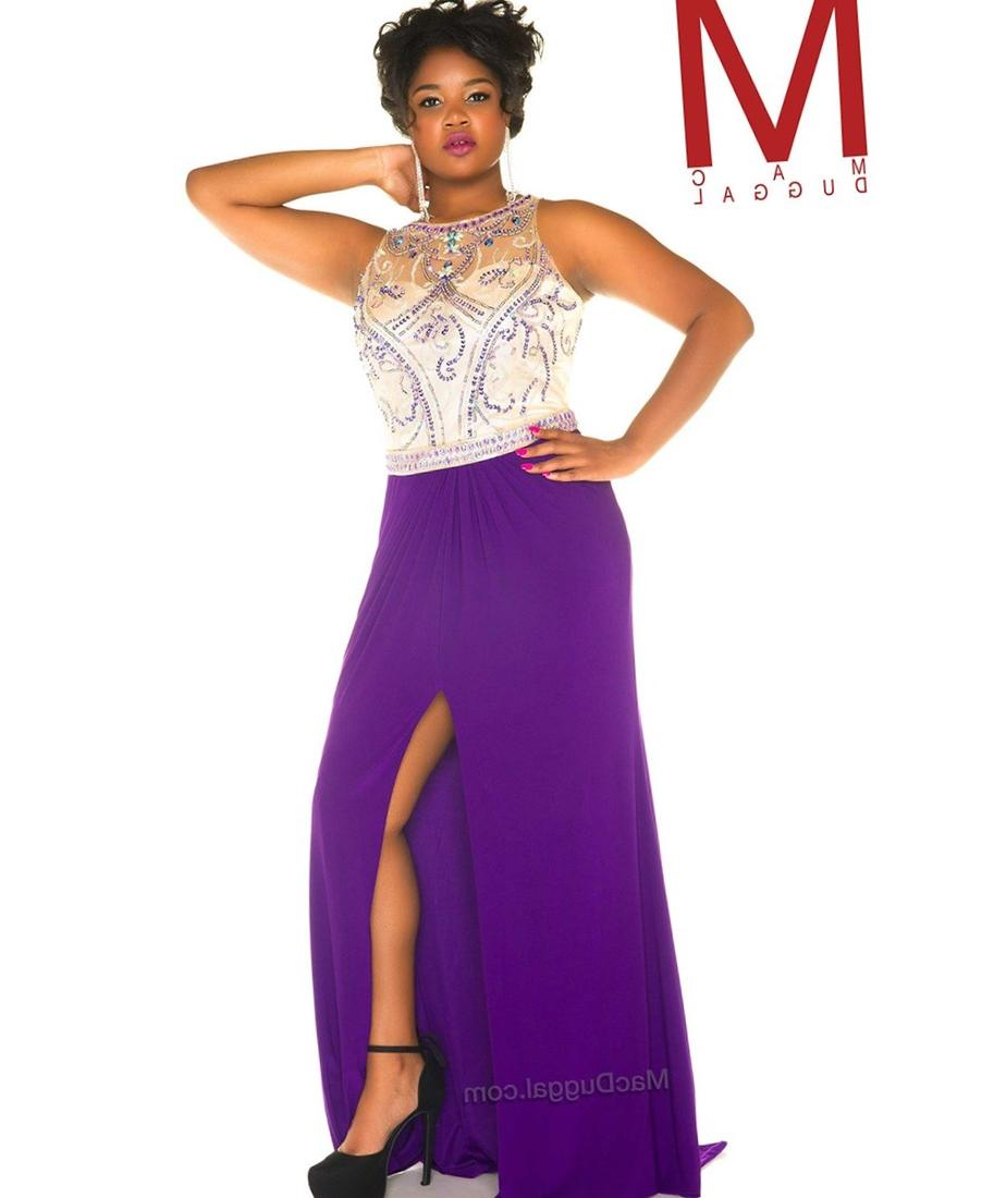 ZJ0002 2017 sexy New fashion formal Elegant Royal Purple one shoulder Party gown Evening prom Dresses plus size maxi-in Prom Dresses from Weddings  Events