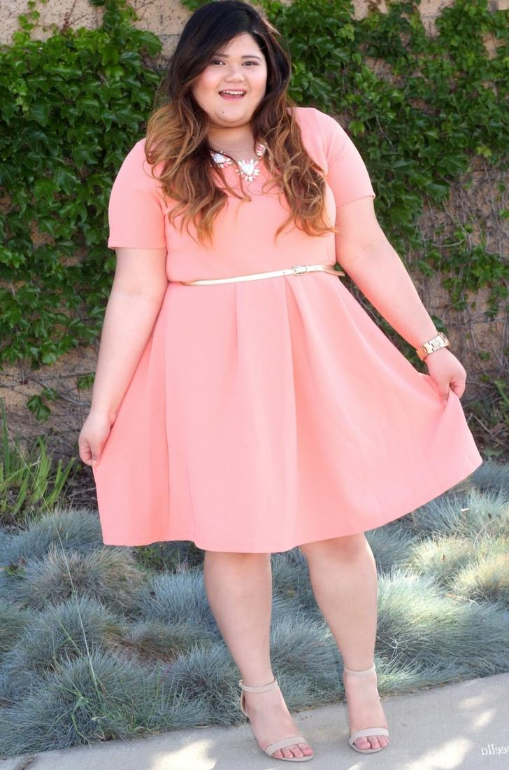 Peach wedding dresses plus size | Style plus dress