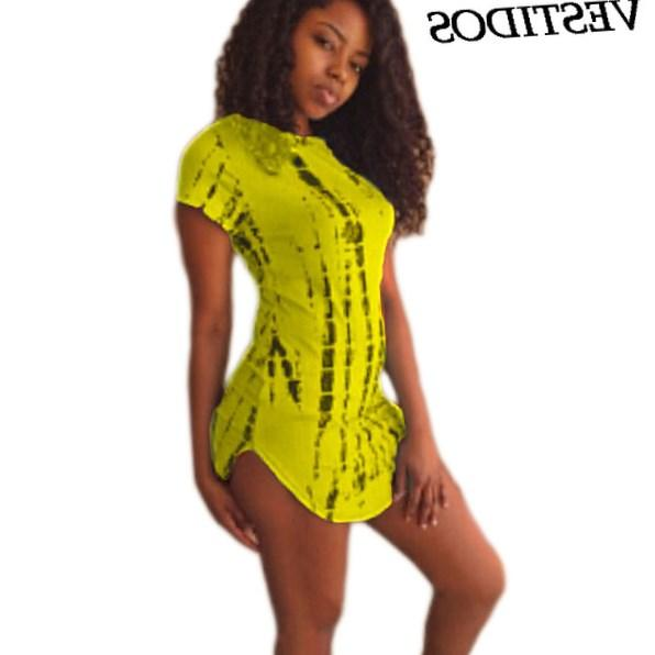 Yellow plus size maxi dress - PlusLook.eu Collection