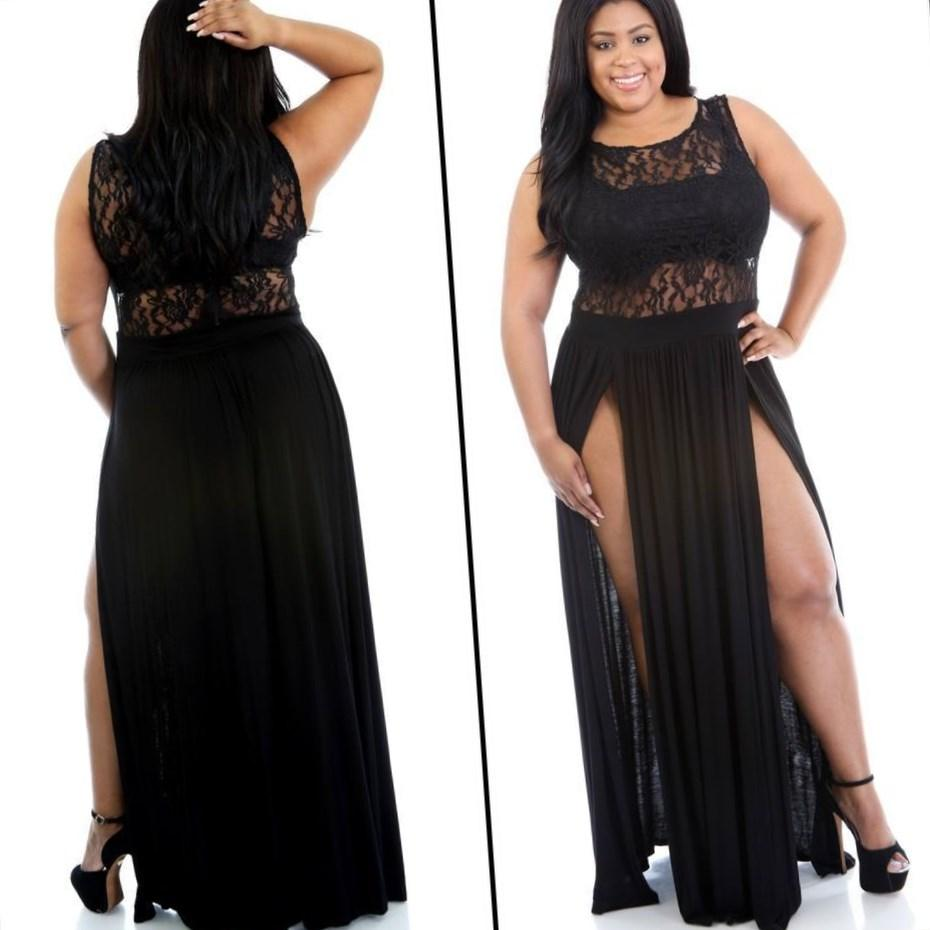 Plus Size Birthday Dress Pluslook Collection
