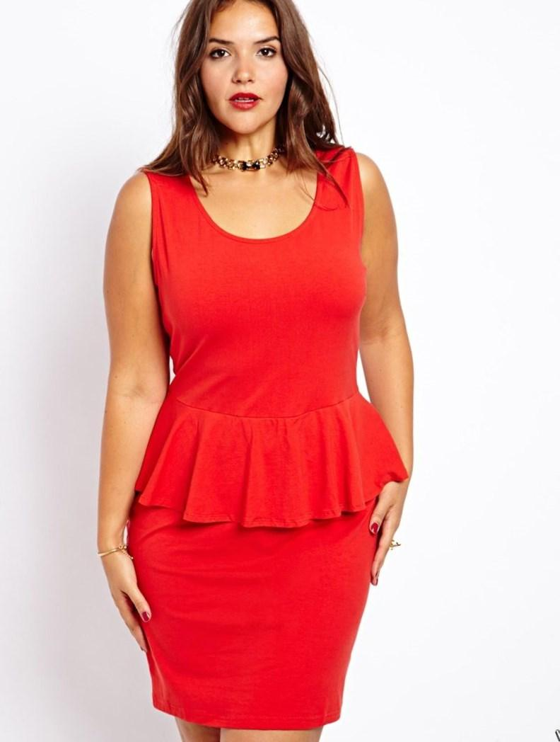 Plus Size Dresses Asos Pluslook Eu Collection